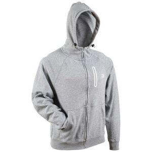 Daiwa Logo Full Zip Sweatshirt M Grey; male,