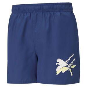 Puma Essential+ Summer Graphic Shorts S Elektro Blue; male,