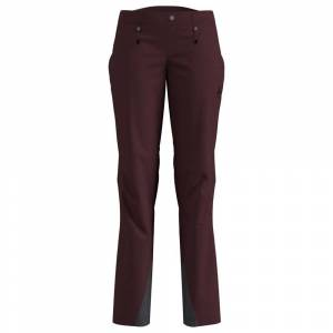 Odlo Val Gardena Ceramiwarm Pants 36 Decadent Chocolate; unisex,