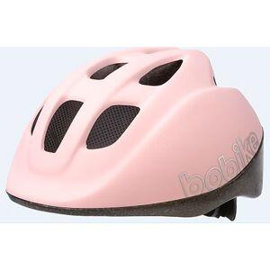 Bobike Go Helmet S Cotton Candy Pink; unisex,