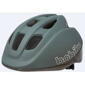 Bobike Go Helmet S Macaron Grey; unisex,
