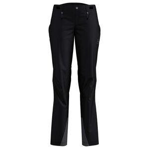 Odlo Val Gardena Ceramiwarm Pants 38 Black; female,
