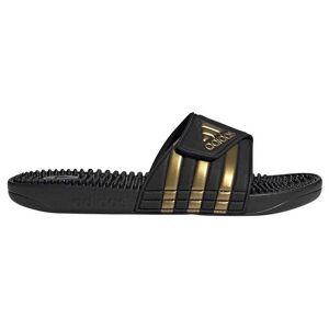 Adidas Adissage; male,  size: EU 47 1/3, Black