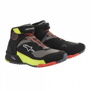 Alpinestars Cr-x Drystar Riding; unisex,  size: EU 40 1/2, Black