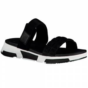 Fitflop Haylie Quilted Cube Flip Flops EU 40 Black; female,