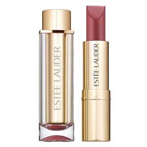 Estee Lauder Pure Color Love Lipstick; female,  size: One Size, Brown