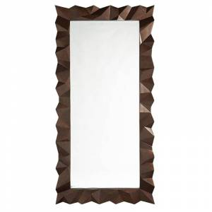 Tommy Bahama Home Tommy Bahama Los Altos Atherton Cast Frame Floor Mirror in Natural