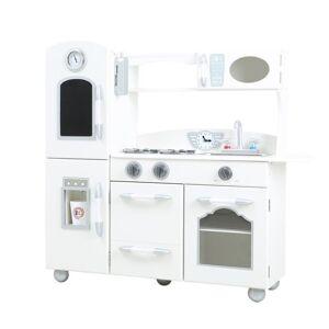 Teamson Design Teamson Kids 1 Piece Play Kitchen in White