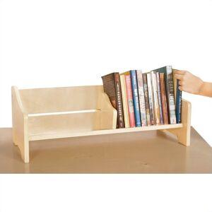 Guidecraft Classroom Furniture Wood Desktop Organizer in Natural