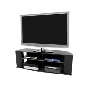 Prepac Essentials 60 TV Stand in Black