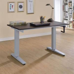 ACME Furniture ACME Bliss Adjustable Writing Desk in Espresso