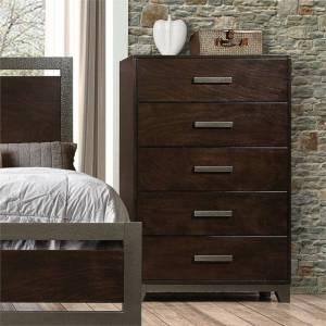 ACME Furniture ACME Charleen Chest in Walnut