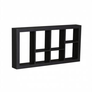 Southern Enterprises Taylor Display Shelf in Black