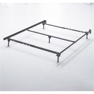 Ashley Furniture Queen Metal Bed Frame in Black