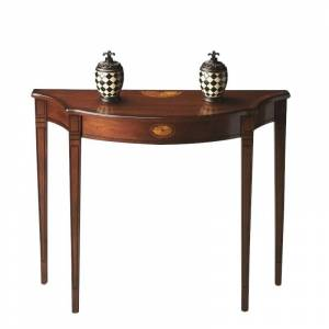Butler Specialty Masterpiece Chester Demilune Console Table