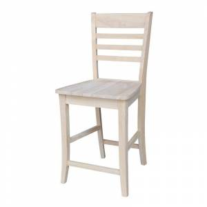 International Concepts Roma Counter height Stool - 24 Seat Height