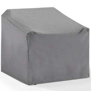 Crosley Furniture Crosley Patio Chair Cover in Gray