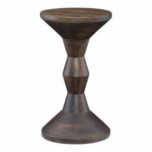 Moe's Home Collection Moe's Jaco 24 End Table in Walnut