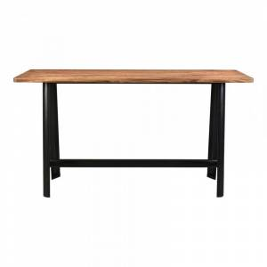 Moe's Home Collection Moe's Home Craftsman Wood Bar Table in Beige