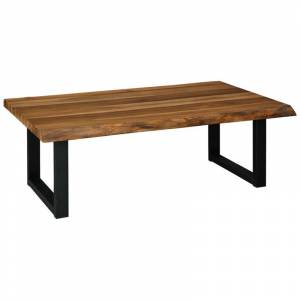 Ashley Furniture Signature Design by Ashley Brosward Coffee Table in Two Tone