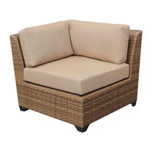TK Classics TKC Laguna Corner Patio Chair