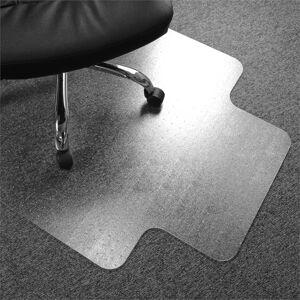 Floortex 48 x 36 PVC Lipped Chair Mat