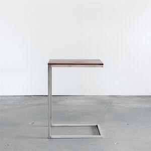 Gingko Furniture Gingko Soho Laptop End Table - Classic Walnut