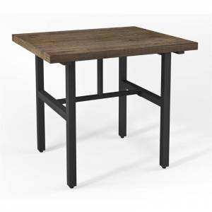 Alaterre Furniture Pomona 36 Wood Counter Height Dining Table