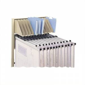 Safco Data File Extension for Safco Mobile File Stand for Hanging Clamps