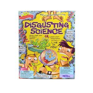 Scientific Explorer Disgusting Science each
