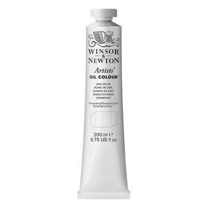Winsor & Newton Artists' Oil Colours zinc white 748 200 ml