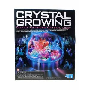 4M Crystal Growing Color Changing Crystal Light each