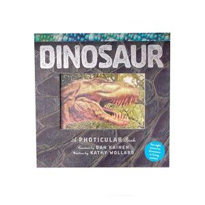 Workman Publishing Dinosaur: A Photicular Book each