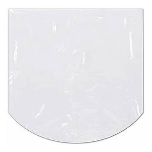 """Bags & Bows by Deluxe Clear Dome Shrink Bags, 18 x 18"""""""