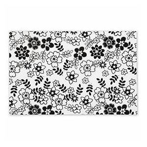 """Bags & Bows by Deluxe Retro Floral Tissue Paper, 20 x 30"""""""