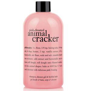 Philosophy Shower Gel - Size: Pink Frosted Animal Cracker