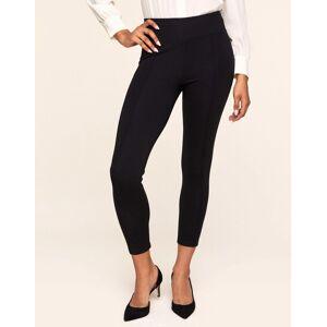 Adore Me - Penny Ponte Pant - Black - Size: XS,S,M,L,XL