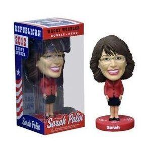 Funko Wacky Wobbler: Sarah Palin [Red Blouse]