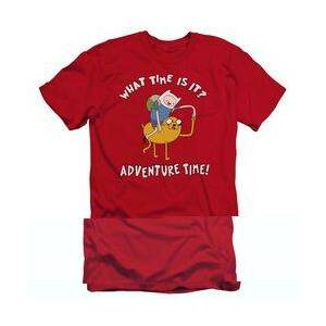 TrevCo ADVENTURE TIME RIDE BUMP-HBO S/S T-Shirt  - Size: MD