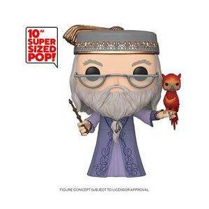 Funko Pop!: Harry Potter - Dumbledore [w/ Fawkes] [10-inch]