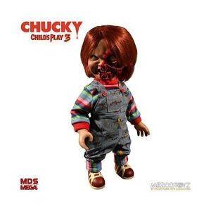 Mezco Child's Play - Talking Pizza Face Chucky