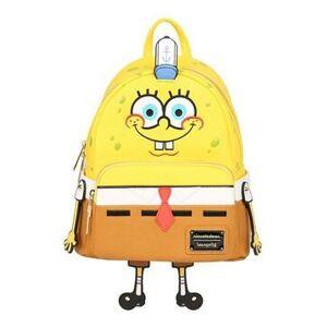 Loungefly SpongeBob SquarePants Mini Faux Leather Backpack  - Size: One Size