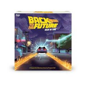 Funko Games: Back to the Future - Back in Time Strategy Game