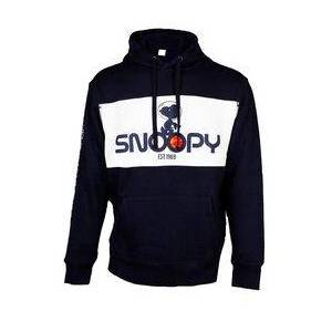 Snoopy Established 1969 Colorblock Hoodie  - Size: Large