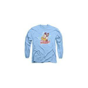 TrevCo MIGHTY MOUSE YOURE MIGHTY- L/S ADULT 18/1 T-Shirt