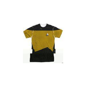 TrevCo STAR TREK TNG ENGINEERING UNIFORM-S/S ADULT T-Shirt