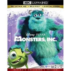 Monsters Inc (4K) (WBR) (Coll) (3pk) (AC3) (Digc)