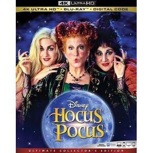 Hocus Pocus (4K) (WBR) (Coll) (2pk) (AC3) (Digc)