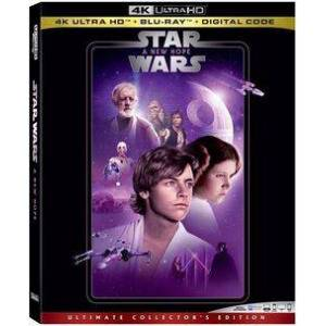 Star Wars: A New Hope (4K) (WBR) (Coll) (3pk)
