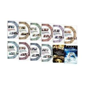 Stargate SG-1: The Complete Series + The Ark of Truth + Continuum